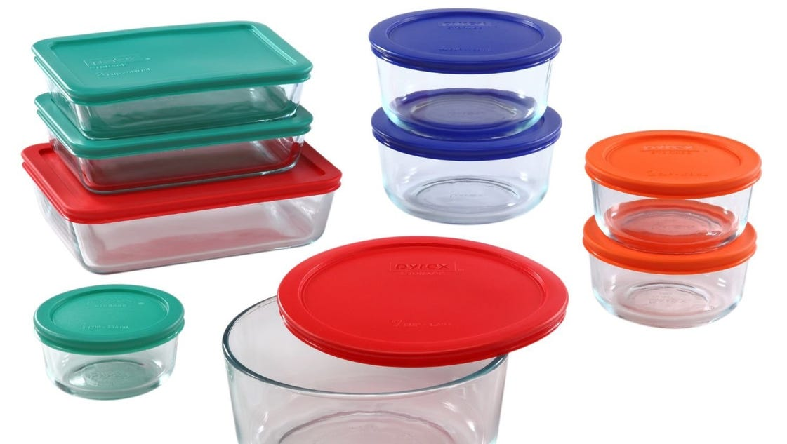 the best pyrex glass storage containers. Black Bedroom Furniture Sets. Home Design Ideas