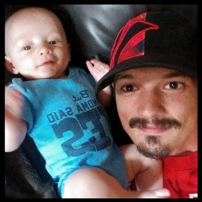 Chad Merrill died early Saturday after a shooting at