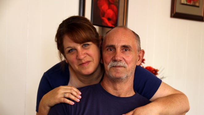 Elizabeth and Marvin Weinrich have their bags packed and are ready for a new heart.