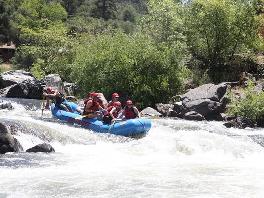 five myths about whitewater rafting. Black Bedroom Furniture Sets. Home Design Ideas