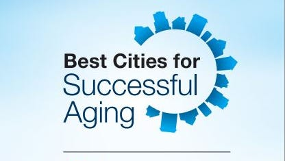 Jackson is number 6 on the Best Cities for Successful Aging.