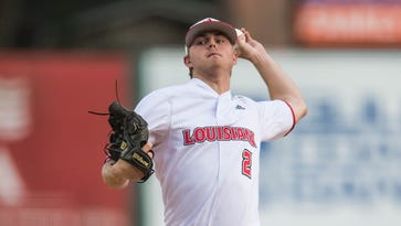 UL's Schmidt named state's Pitcher of the Year