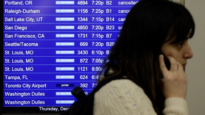 Will passengers soon be able to take their voice calls from the terminals into the cabin?