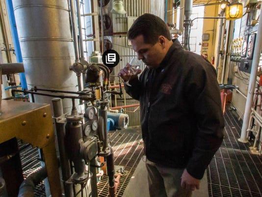 Explore Buffalo Trace distillery in VR
