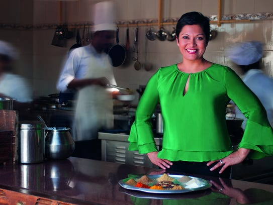 Anupy Singla, 49, owner of Chicago-based Indian as