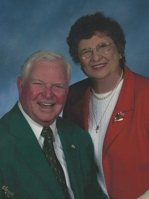 Charles F. Murphy Jr.  was predeceased by the love of his life, Helen Krisko Murphy. They were married for 58 years.