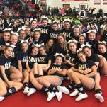 South Lyon competitive cheer squad making inroads