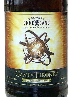 Brewery Ommegang's Seven Kingdoms