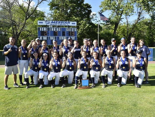 The Chambersburg softball team won its second straight