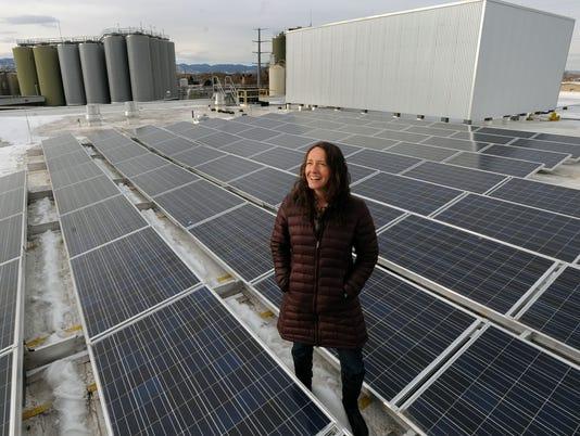 new belgium renewables