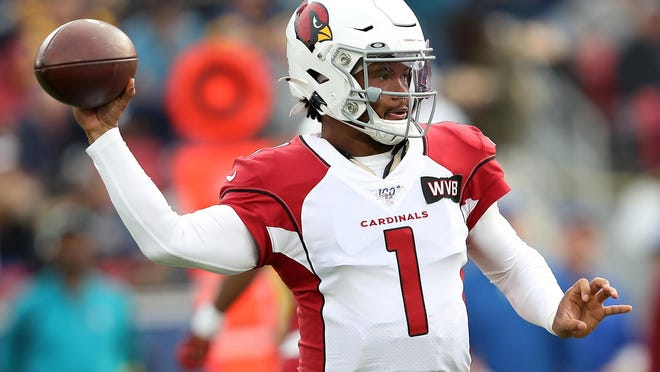 Kyler Murray's breakout season starts this week in a tough matchup with the 49ers. If he's on your team, it's because you drafted him with the intent to start him. Don't shy away as he has new No. 1 receiver DeAndre Hopkins to help him out.