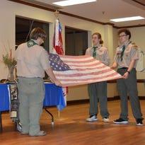 Boy Scout troop celebrates 25 years