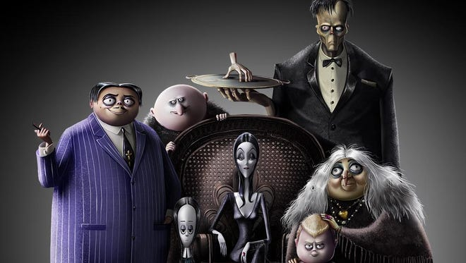 """""""The Addams Family"""" has been cast."""