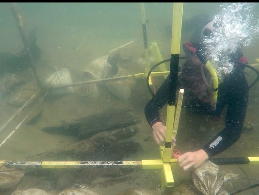 Emanuel Point Shipwreck III MAIN ONLINE