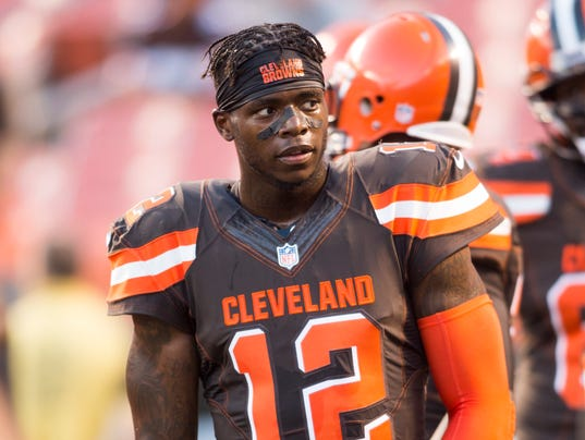 USP NFL: PRESEASON-CHICAGO BEARS AT CLEVELAND BROW S FBN USA OH