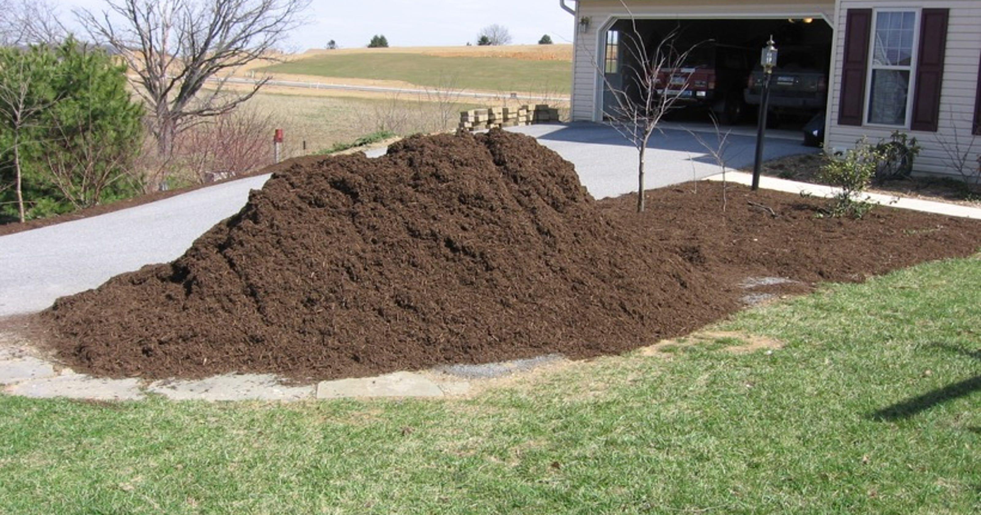 Master Gardening: Have a plan before mulching