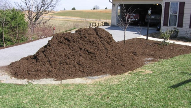 There are things to consider before you start mulching this spring.