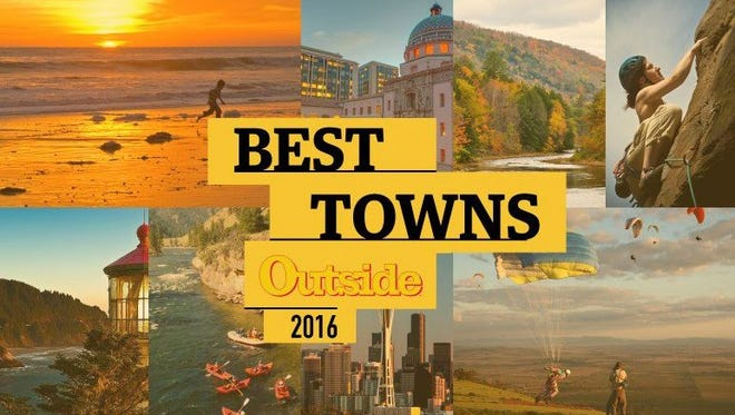 Sioux Falls is nominated as a Best Town by Outside Magazine.
