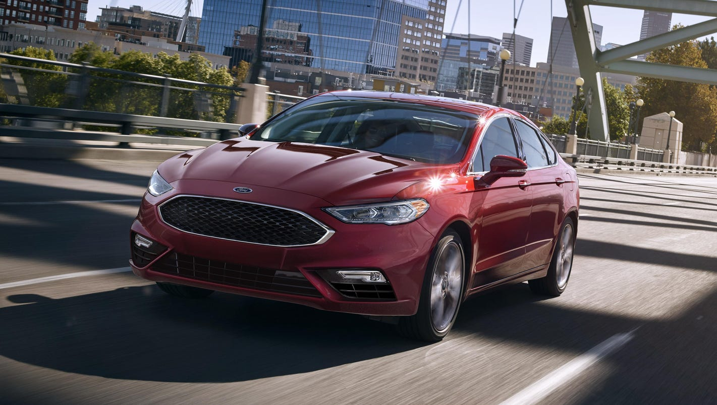 Ford faces class-action suit over Fusion probe
