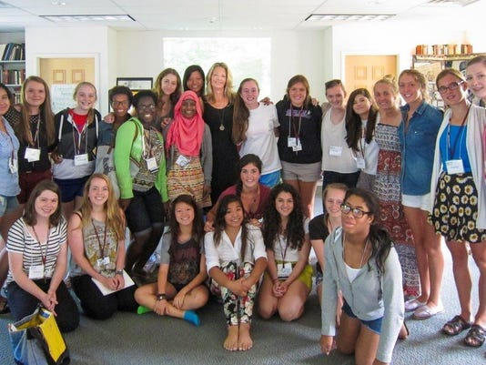 ERVK Girls' Leadership Worldwide photo
