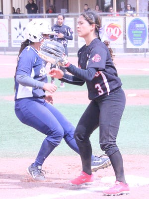 There is a possibility of a Cobre vs. Silver state championship game. The Lady Indians are seeded fifth, while the Lady Colts have a sixth seed.