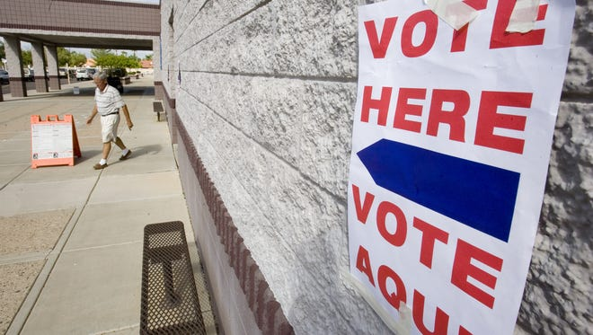 Maricopa County elections officials got the title of a ballot measure wrong in the Spanish-language version of the May 17 ballot.