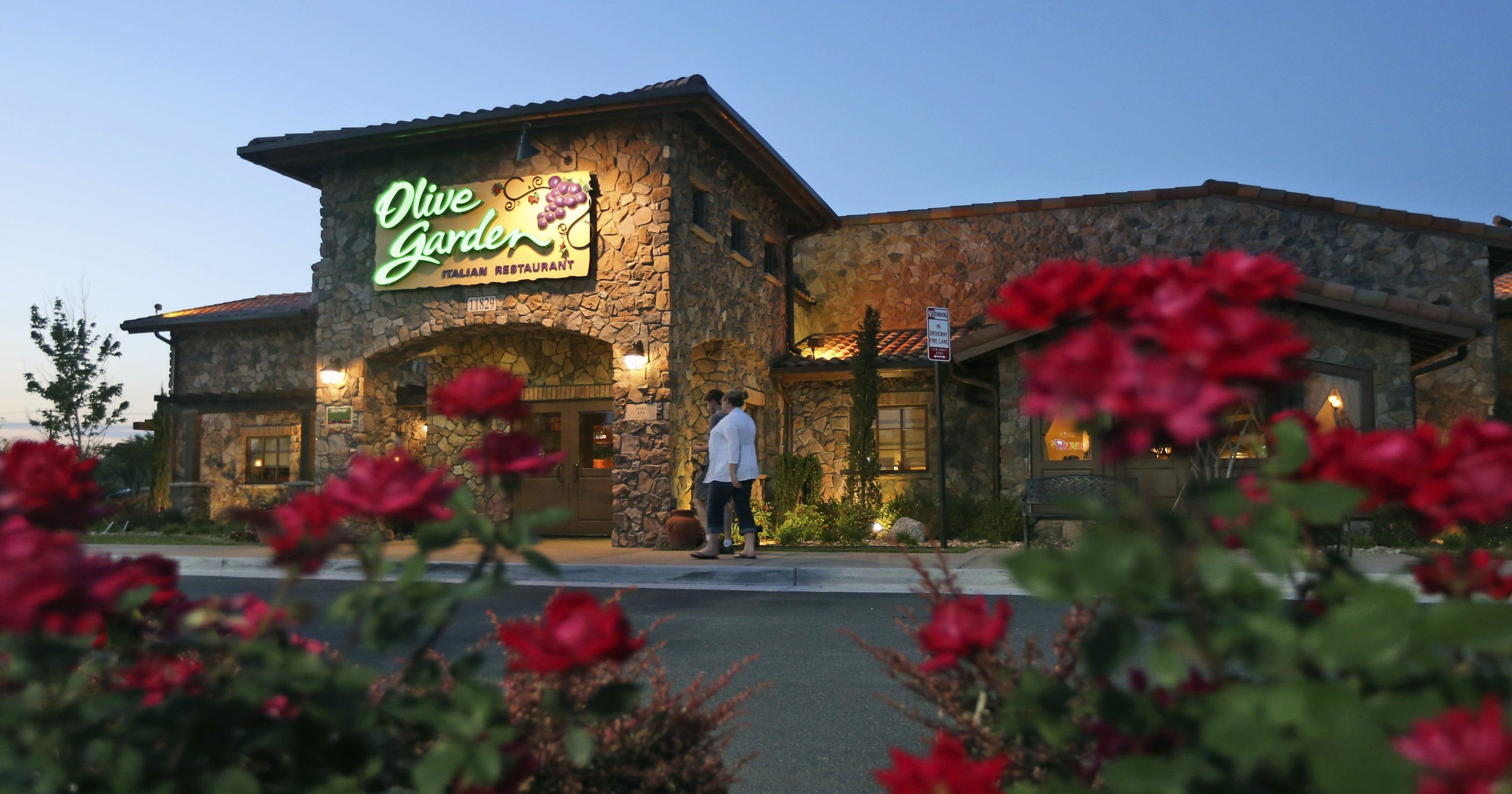 Olive Garden to host Spirit Night for schools