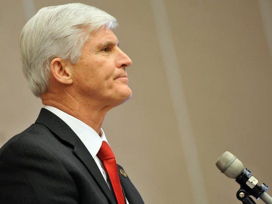 Dave Agema, a Republican National Committee member