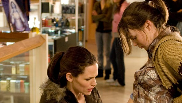 Jennifer Garner, left, and Ellen Page are reprising