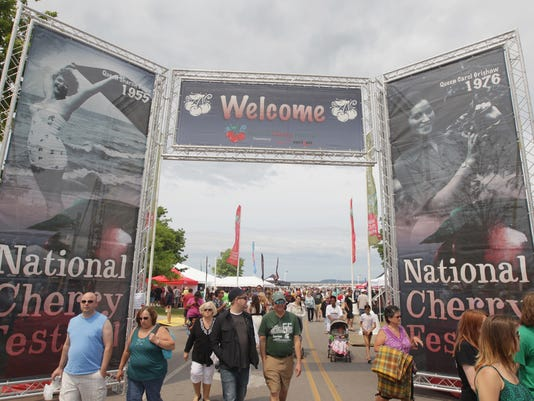 Cherry Festival downsizes