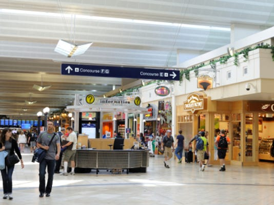 Food truck alley' planned at MSP Airport
