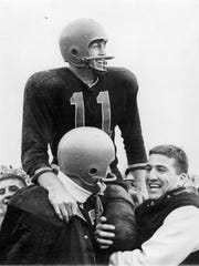 Terry Baker won the Heisman Trophy in 1962.
