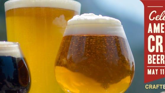 You can celebrate American Craft Beer Week in Acadiana a number of ways.