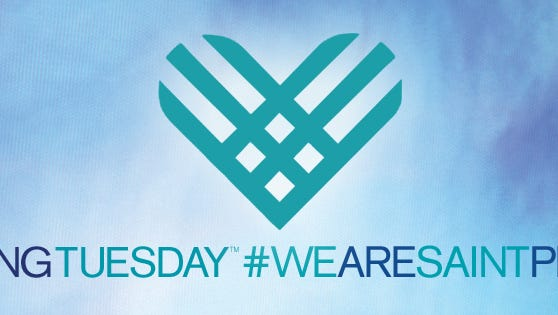 Giving Tuesday is a day for giving back.