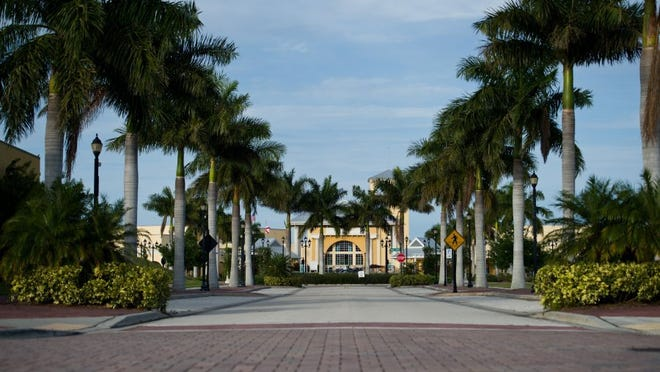 City Center in Port St. Lucie.
