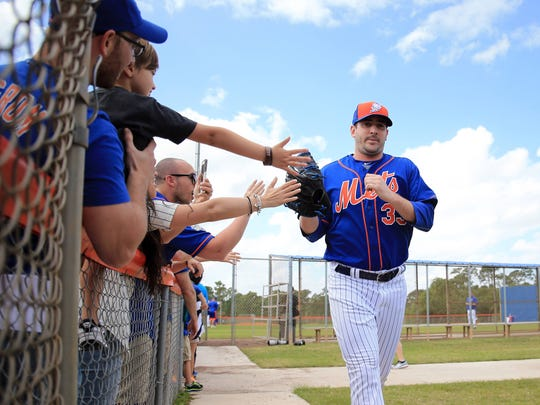Matt Harvey always draws attention, but for good reason: