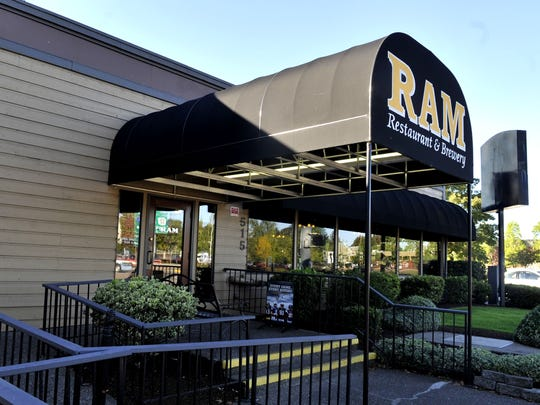 The Ram Restaurant and Brewery, located at 515 12th St. SE, scored 97 on its semi-annual restaurant inspection Oct. 14.