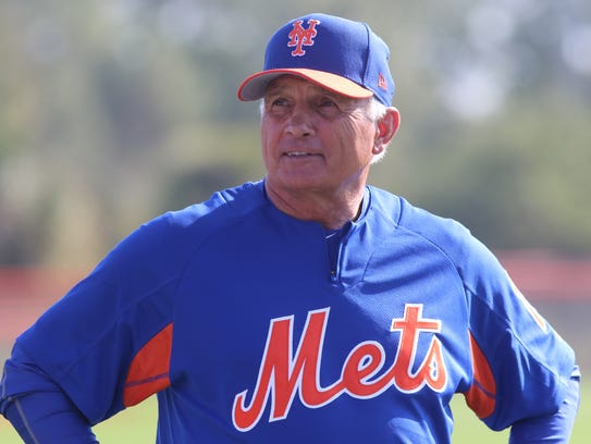When it seems like all is caving in around the Mets,