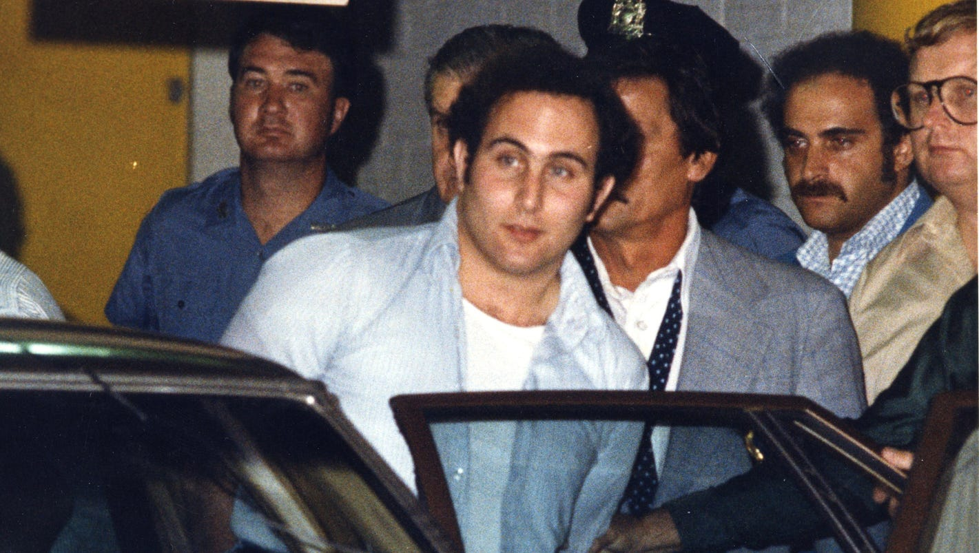 Things To Do In Westchester Today >> Son of Sam arrested in Yonkers 40 years ago