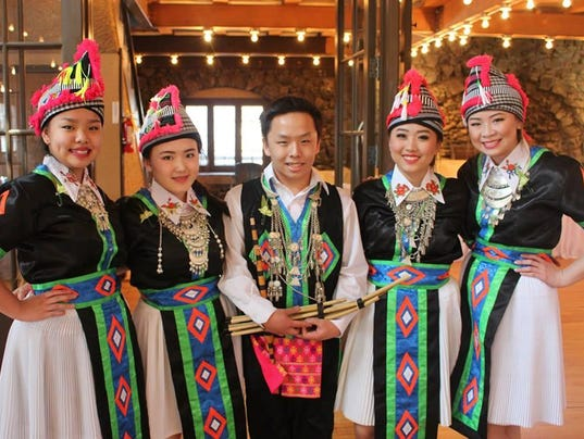 Lao Hmong music and dance