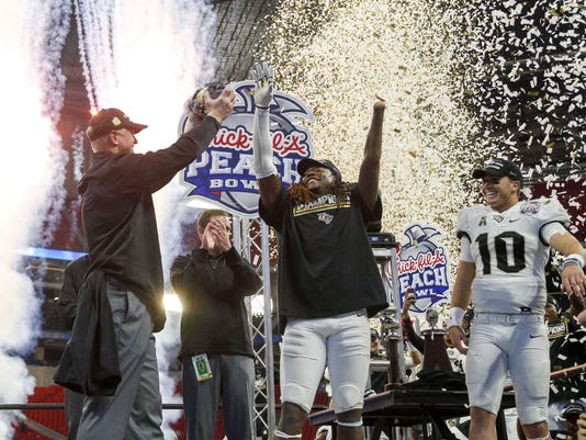 2018-1-3 ucf knights peach bowl