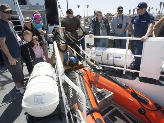 Check out the Safe Boating Expo on Saturday.