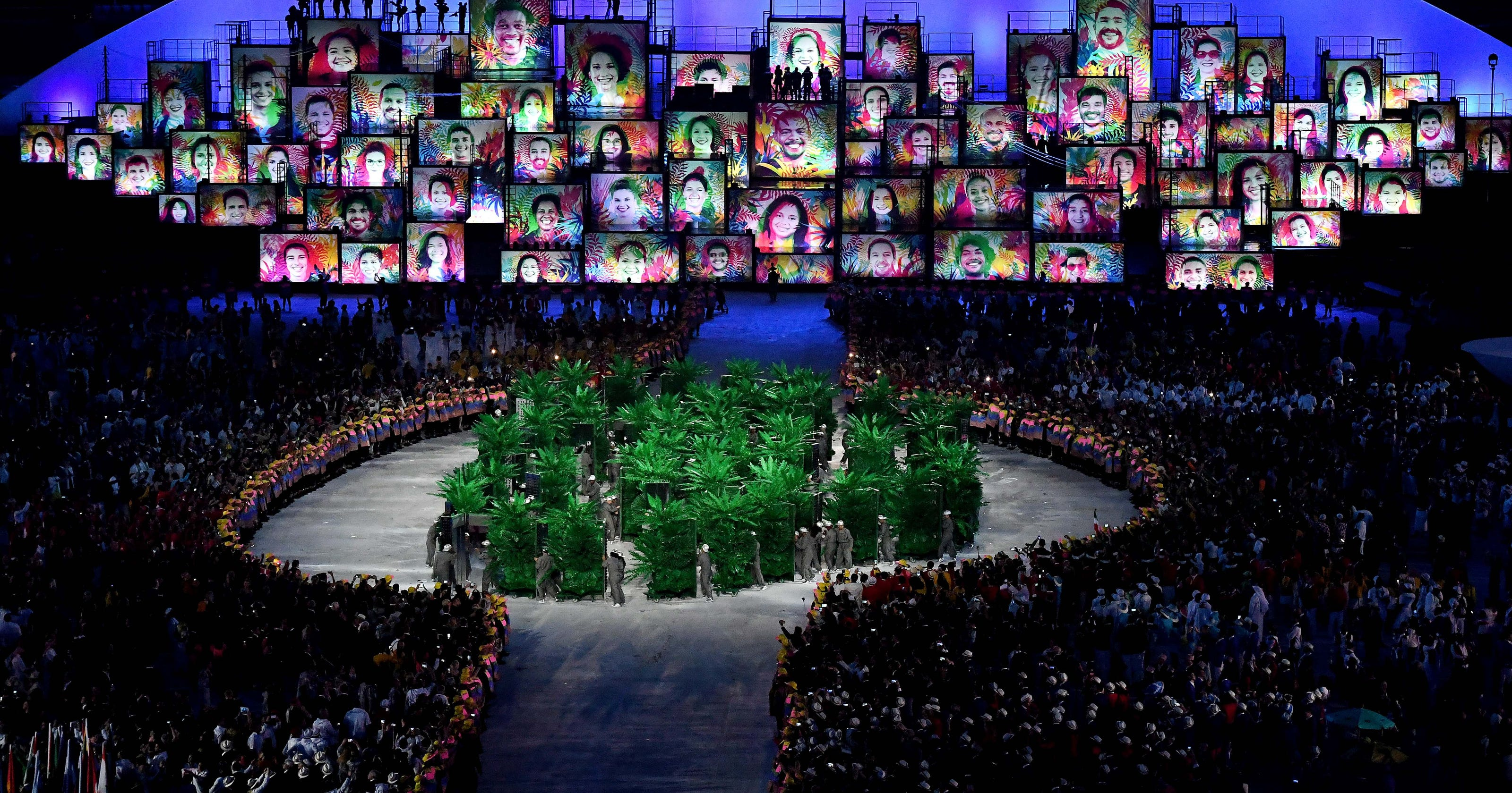 314d59513da3 Who needs money  Rio s Olympic opening ceremony had a conscience