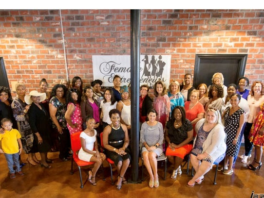 The Female Entrepreneurs, the Movement is a group of