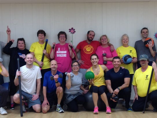 A free program, LiveStrong at the YMCA offers wellness