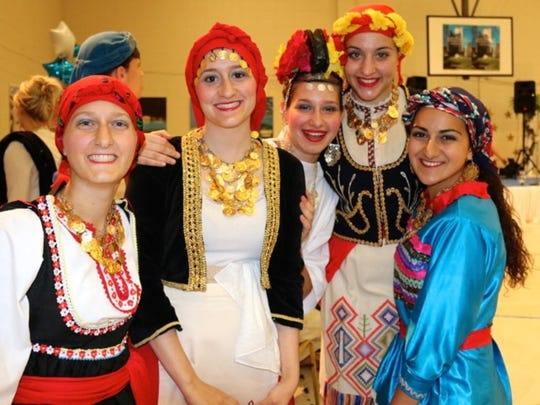 The Perth Amboy's annual Greek Festival will take place May 27 on the Raritan Bay at St. Demetrios Greek Orthodox Church right across the street from the city's Waterfront Arts Festival.