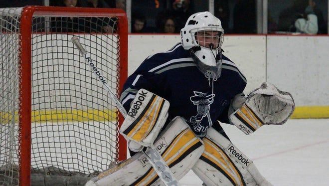 Howell's Bobby Dovenero will captain the Rebels in 2015-16.