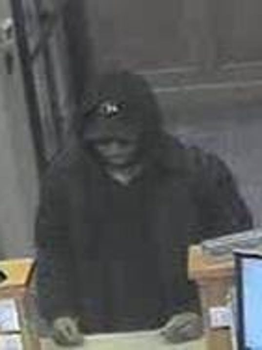 Clifton bank robber