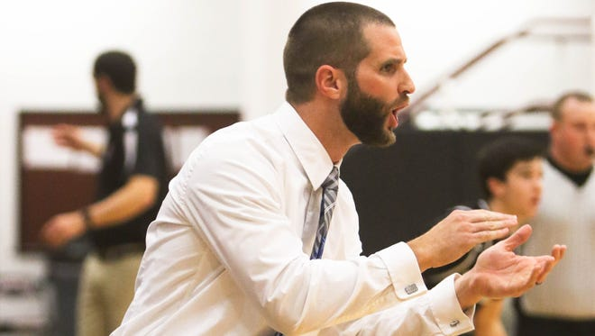 Asheville High boys coach Jordan Phillips will be part of a big alumni basketball event on March 25 involving the Cougars, Erwin, Reynolds and Roberson.