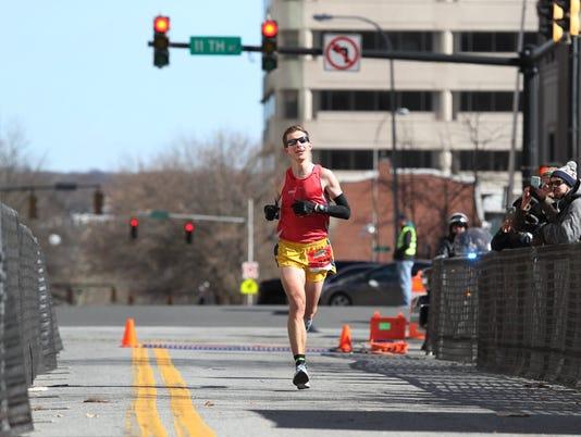 Sports: CR Half Marathon